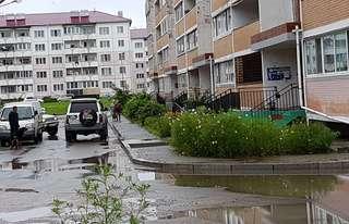 Прошедшие ночью осадки не вызвали паводка в Уссурийском городском округе