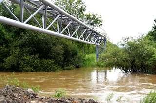 В Уссурийске ожидается вторая волна паводка