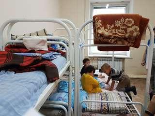 Пункт временного пребывания в Уссурийске продолжает принимать пострадавших