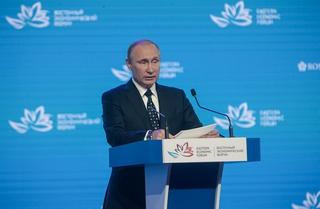 Владимир Путин приедет в Приморье