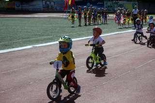 Фестиваль спорта в честь Дня города прошел на стадионе «Городской» в Уссурийске