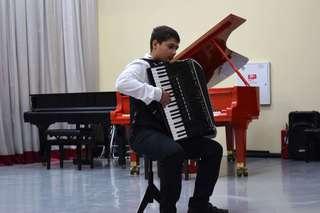 В учреждениях культуры Уссурийска прошли праздничные концертные программы