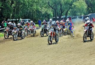 Очередной этап чемпионата Приморья по мотокроссу состоялся в Уссурийске
