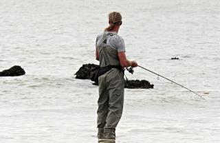 На приморской границе задержали иностранного рыбака
