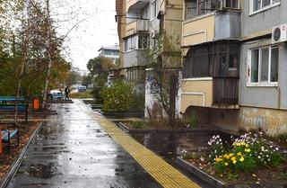 15 дворов уже благоустроили в Уссурийске
