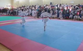 В Уссурийске прошли состязания по каратэ