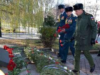 В Уссурийске прошли мероприятия, посвященные 100-й годовщине со дня образования военной разведки