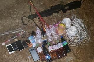 Охрана СИЗО в Уссурийске пресекла попытку передать с помощью арбалета посылку арестованным