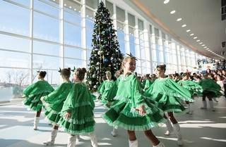 Губернаторская елка ждет приморских ребят 25 декабря