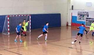 Церемония открытия турнира по мини-футболу памяти Вадима Матюшина состоялась в Уссурийске