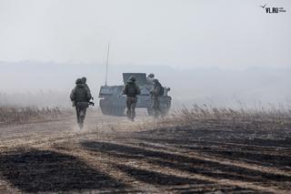 Уссурийские десантники провели учения по освобождению «захваченного аэродрома»