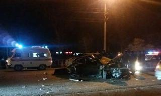 Жуткое ДТП: в Уссурийске водителя выбросило из машины