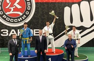 Спортсмены из Приморья триумфально выступили на Первенстве России по кудо