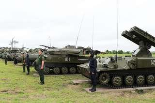 Жителей Уссурийска приглашают на военное шоу «Армия»