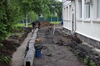 В образовательных учреждениях Уссурийского городского округа продолжается капитальный ремонт