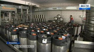 Уссурийские пивовары надеются обойти Германию по экспорту в Китай