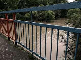 За ночь вода в подтопленных районах упала почти на полметра