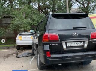 В Приморье крупный чиновник попал в ДТП, спеша на выборы