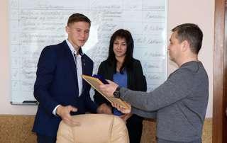 Уссуриец Даниил Сурменко занял I место в Первенстве Европы по кикбоксингу