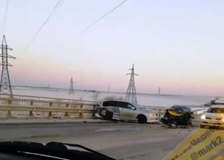 «С днём жестянщика»: Сразу два ДТП произошло на одном участке дороги