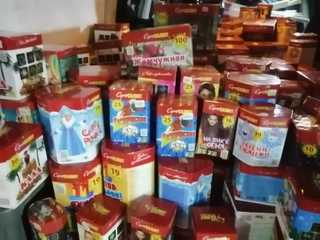В Уссурийске полицейские пресекли торговлю пиротехникой, не соответствующей требованиям безопасности