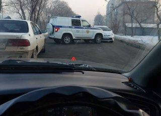 «Приус пытался уйти» - полицейских подозревают в ДТП
