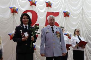 Факультет профподготовки Владивостокского филиала ДВЮИ МВД России отметил 25-летний юбилей