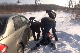 В Уссурийске полицейские задержали наркодилера из Хабаровска с гашишным маслом