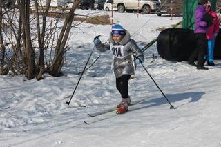 Всероссийская акция «Лыжня России» прошла в Уссурийске