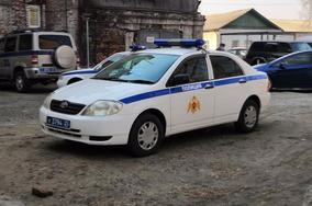В Уссурийске росгвардейцы пресекли хулиганские действия в отношении водителя такси