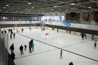 В День защитника Отечества каток «Ледовой арены» Уссурийска открыт для всех желающих