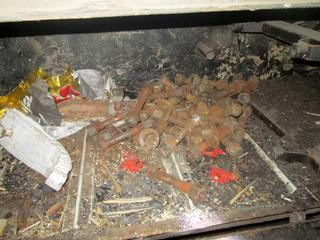 Похитителя железнодорожных деталей задержали в Уссурийске