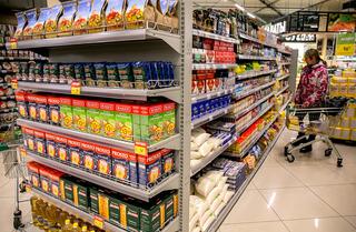 Минпромторг Приморья: дефицита продуктов в магазинах края нет