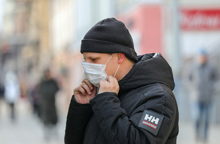 800 тысяч защитных масок поступили в Приморье