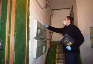 В Уссурийске проходят рейды по проверке санитарной обработки подъездов
