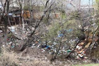 Свалку мусора на улице Локомотивной уберут до 25 мая