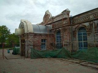 В Уссурийске начался капитальный ремонт учреждений культуры
