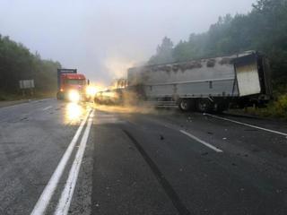 Полиция рассказала подробности жуткого ДТП, которое произошло в Приморье