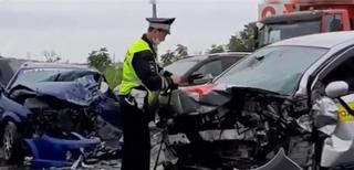 «Ужас, страшно даже смотреть на такое»: жесткая авария в Уссурийске