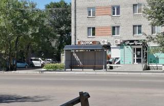 Остановочные комплексы обустроят в районе слободы в Уссурийске
