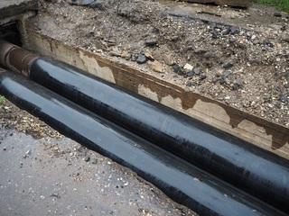 Реконструкция теплотрассы началась на улице Кирова в Уссурийске