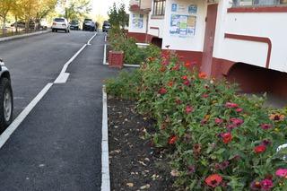 Более 10 дворов были приняты общественной комиссией после завершения работ по асфальтированию