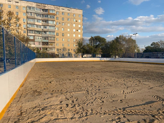 Более 30 хоккейных коробок будут работать зимой в Уссурийском городском округе