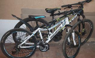 Полиция просит откликнуться владельцев двух скоростных велосипедов, обнаруженных на улице Советской