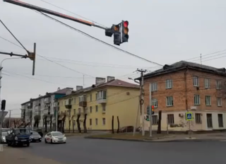 Градус негодования повышается: жители Уссурийска в недоумении от ситуации со светофорами
