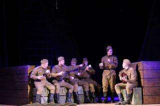 Премьеру спектакля про Василия Теркина покажут в Уссурийске