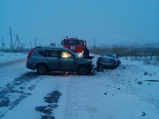 Полиция устанавливает обстоятельства ДТП на участке трассы А-370 в Уссурийске