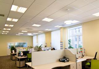 Выбор светильников для общественного помещения