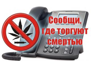 В Уссурийске стартовал I этап Всероссийской антинаркотической акции «Сообщи, где торгуют смертью»
