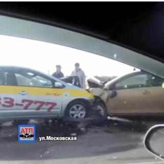 Несколько пострадавших: жесткое ДТП произошло на трассе в Приморье